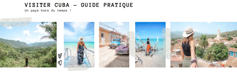 guide pratique visiter cuba