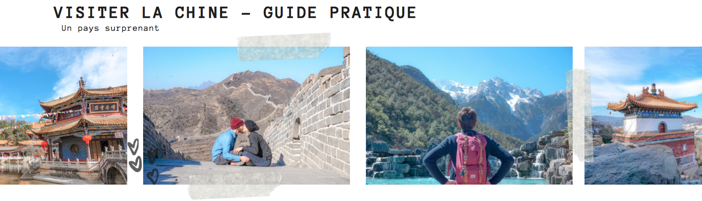 guide pratique voyage en chine blog
