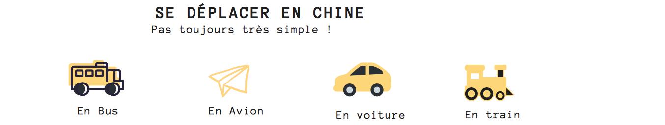 les transports pour voyager en chine blog guide pratique