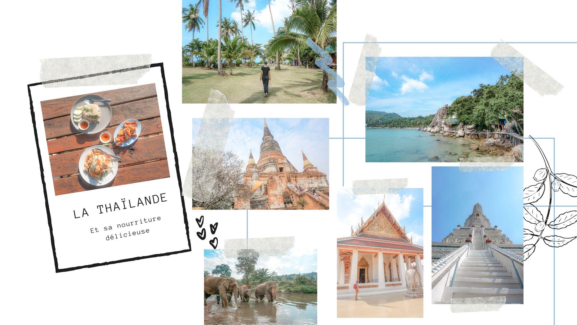 visiter la thailande voyage en 3 semaines