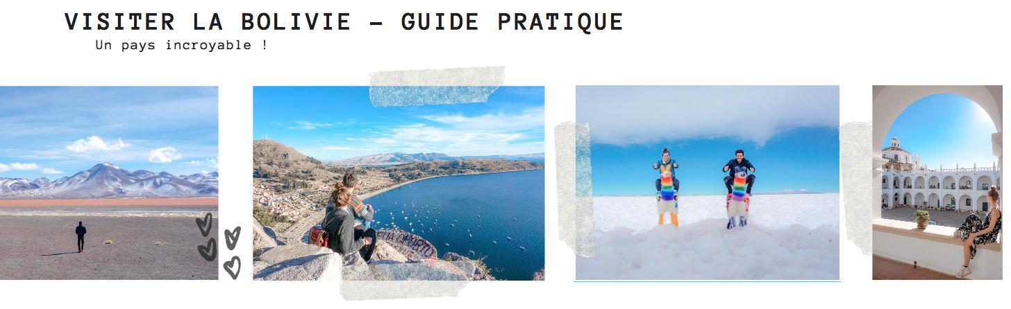 guide pratique voyager en bolivie