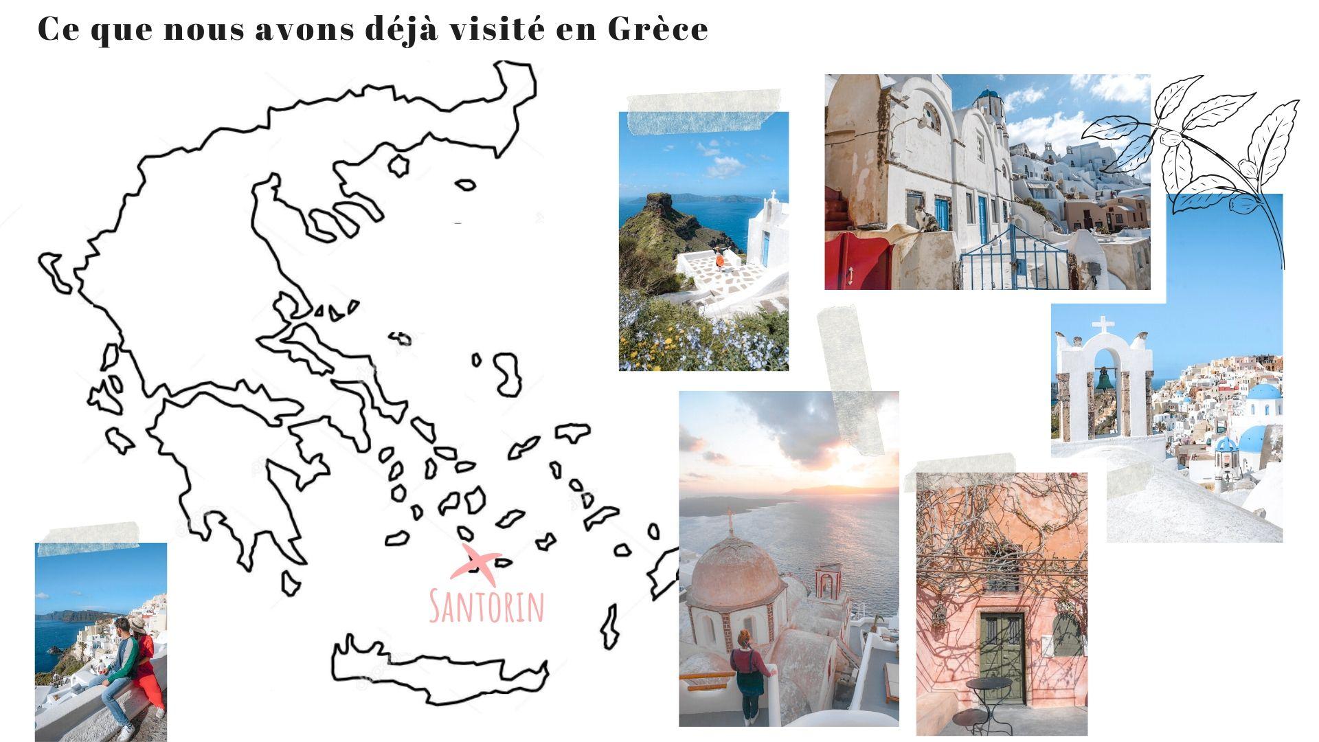 visiter grece santorin iles