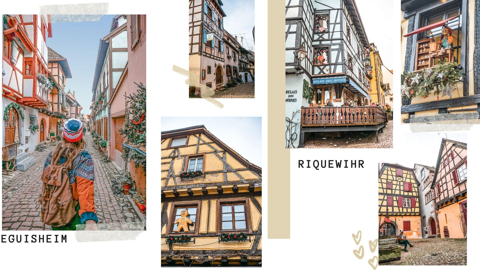 marché de noel riquewihr eguisheim