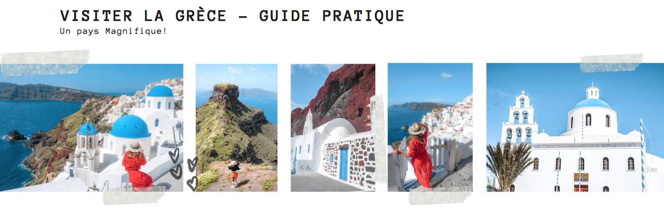 visiter grece
