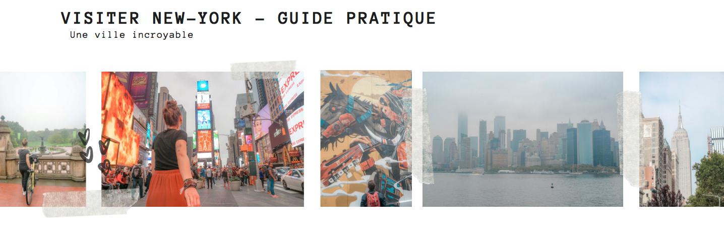 guide pratique visiter New York