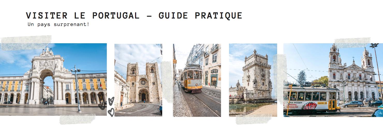 guide pratique visiter le portugal