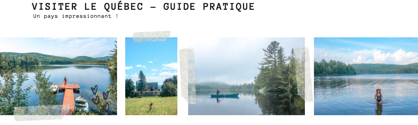 guide pratique quebec voyage blog conseils