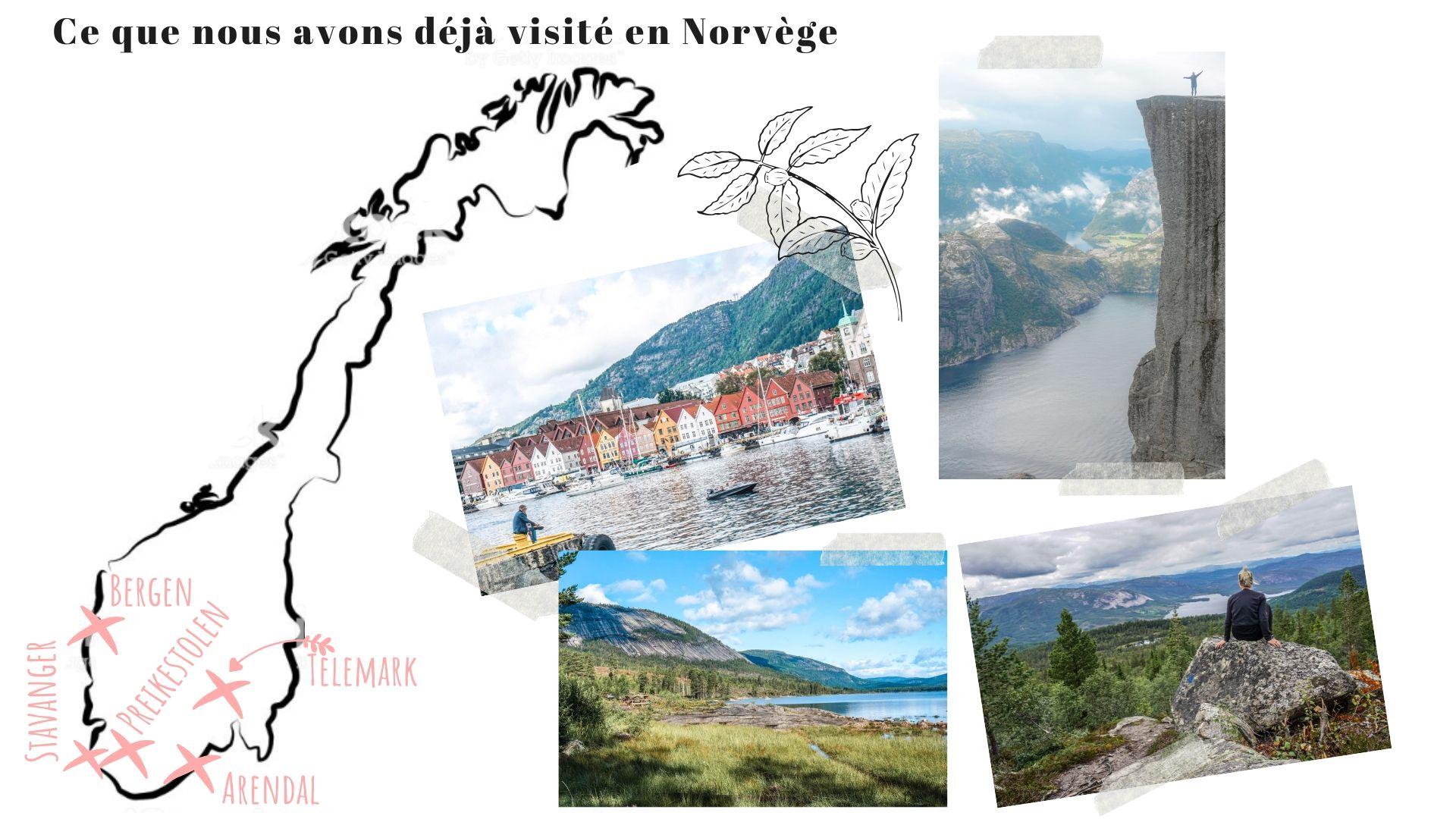 road trip norvege