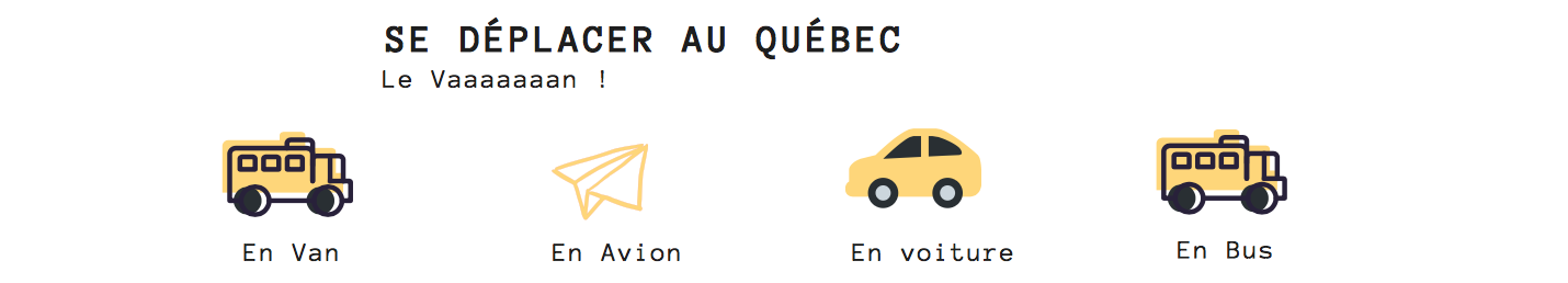 se déplacer au quebec transport blog