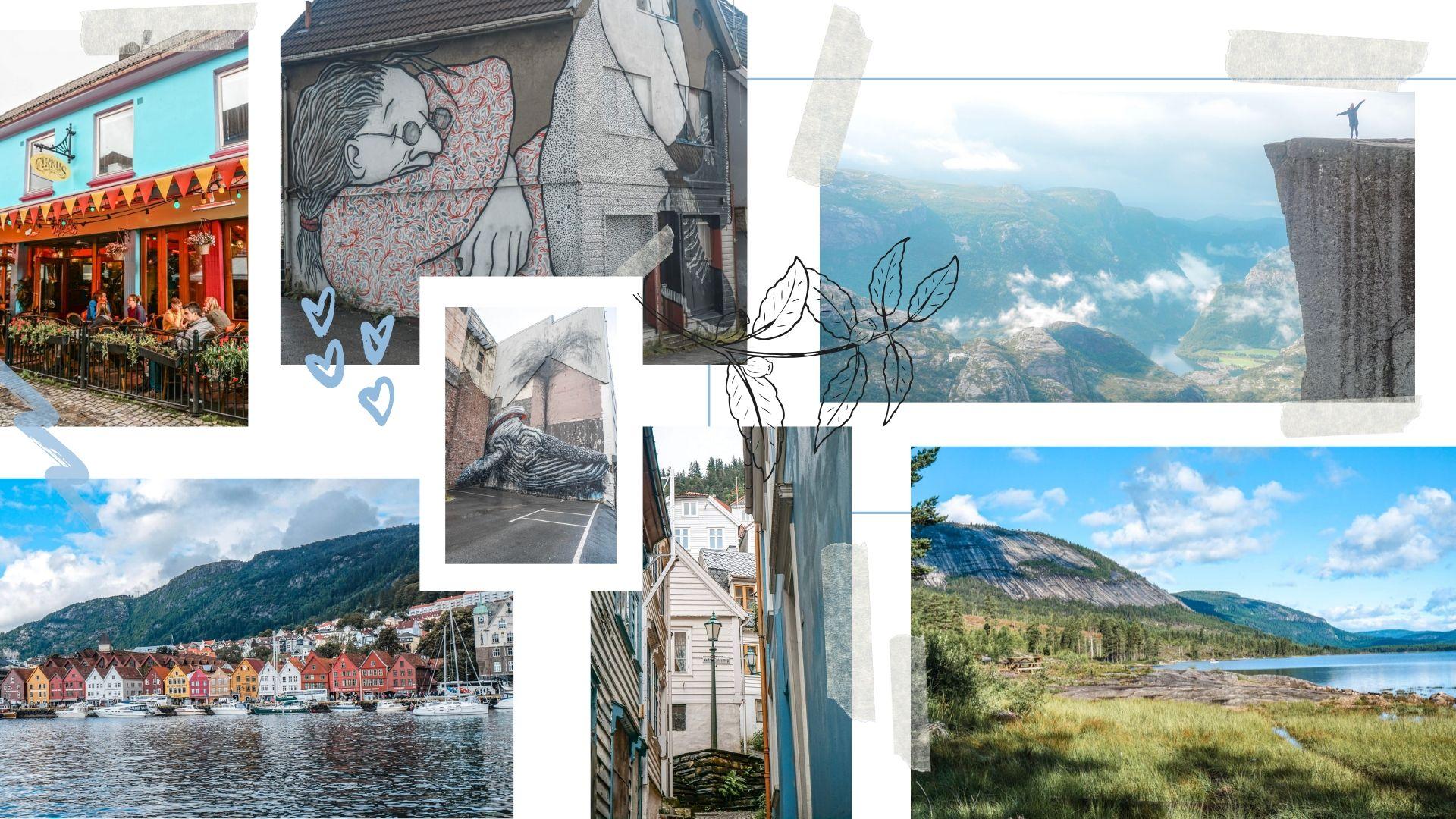 blog voyage pour visiter la norvège