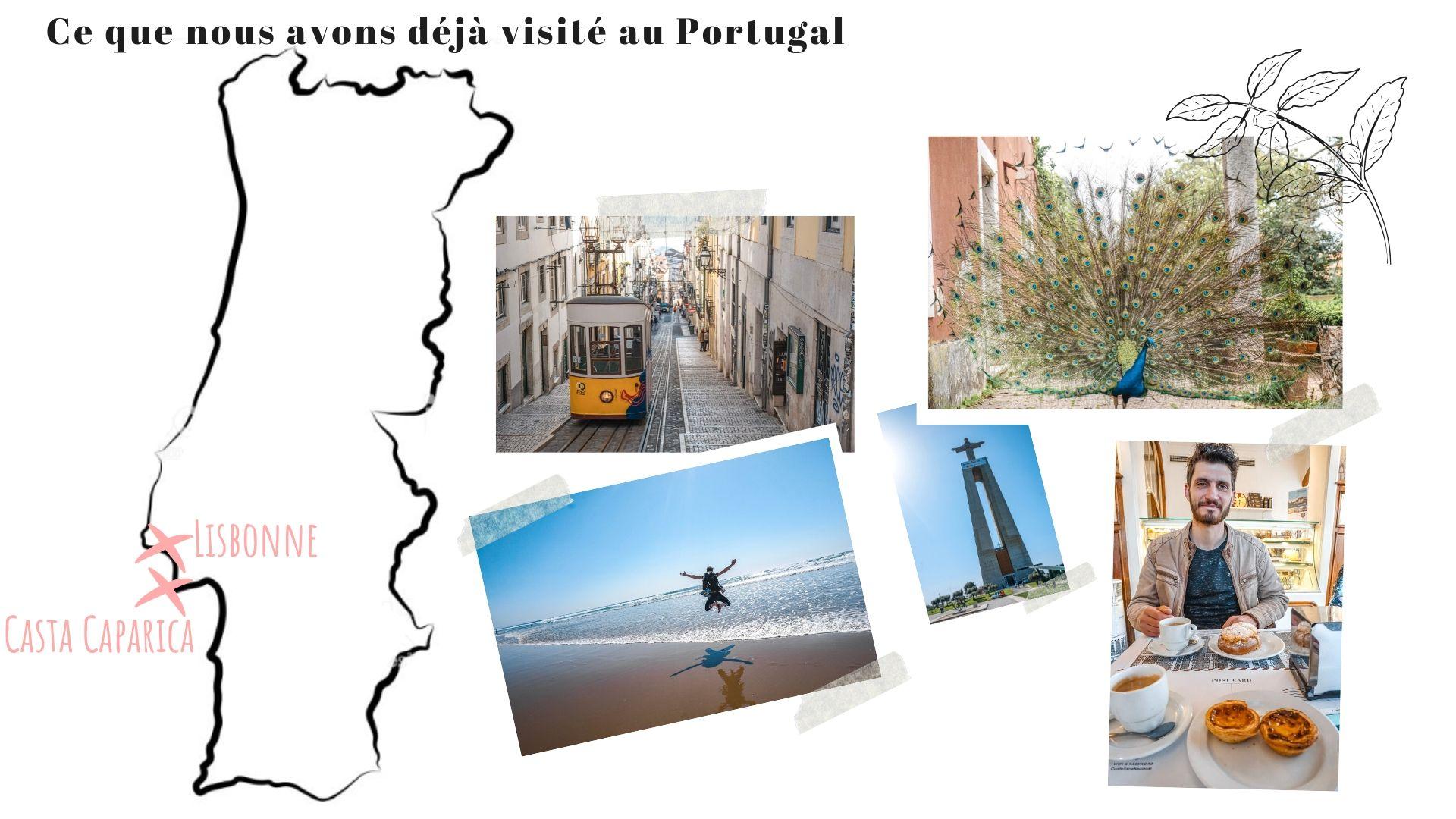 visiter le portugal voyage