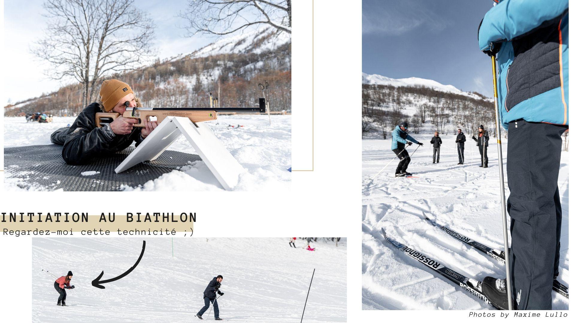 activités valloire station ski de fond