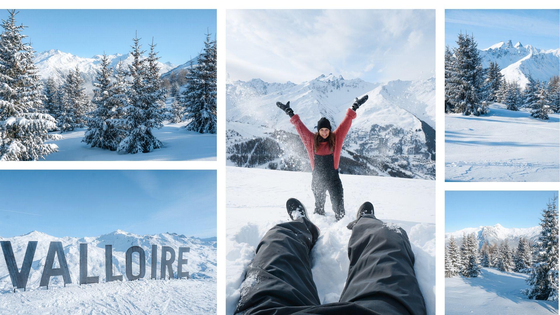 ou skier en savoie valloire galibier