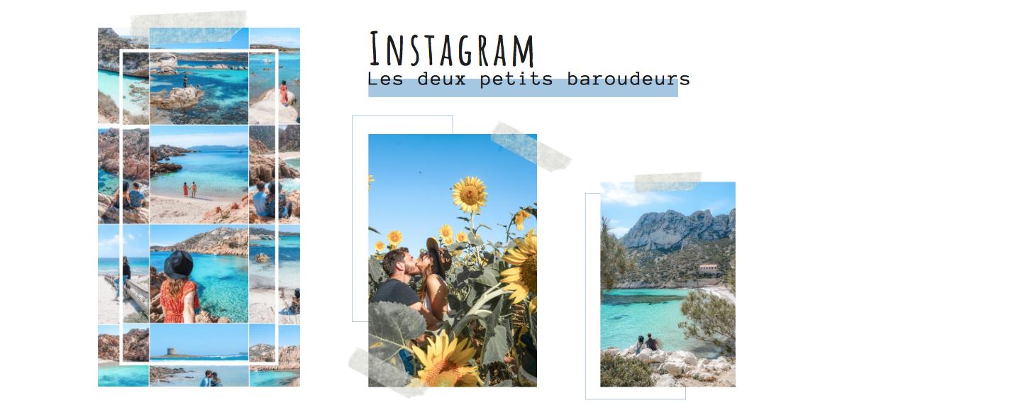 instagram voyage blog