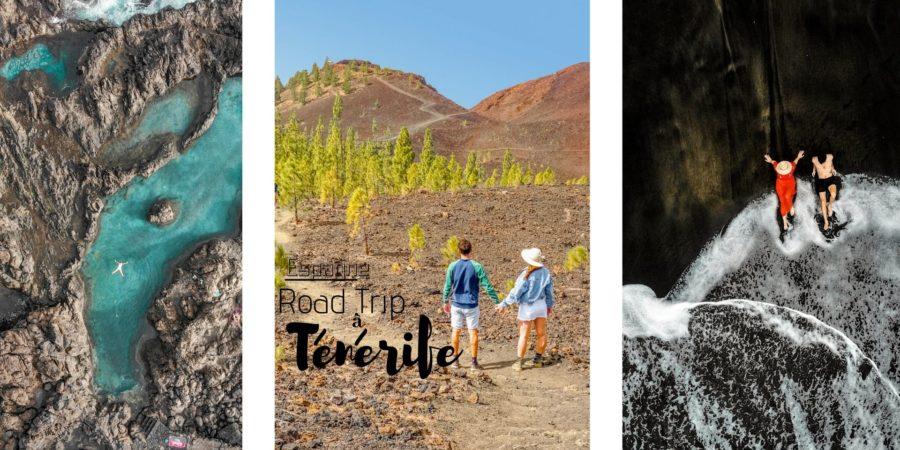 road trip ténérife une semaine