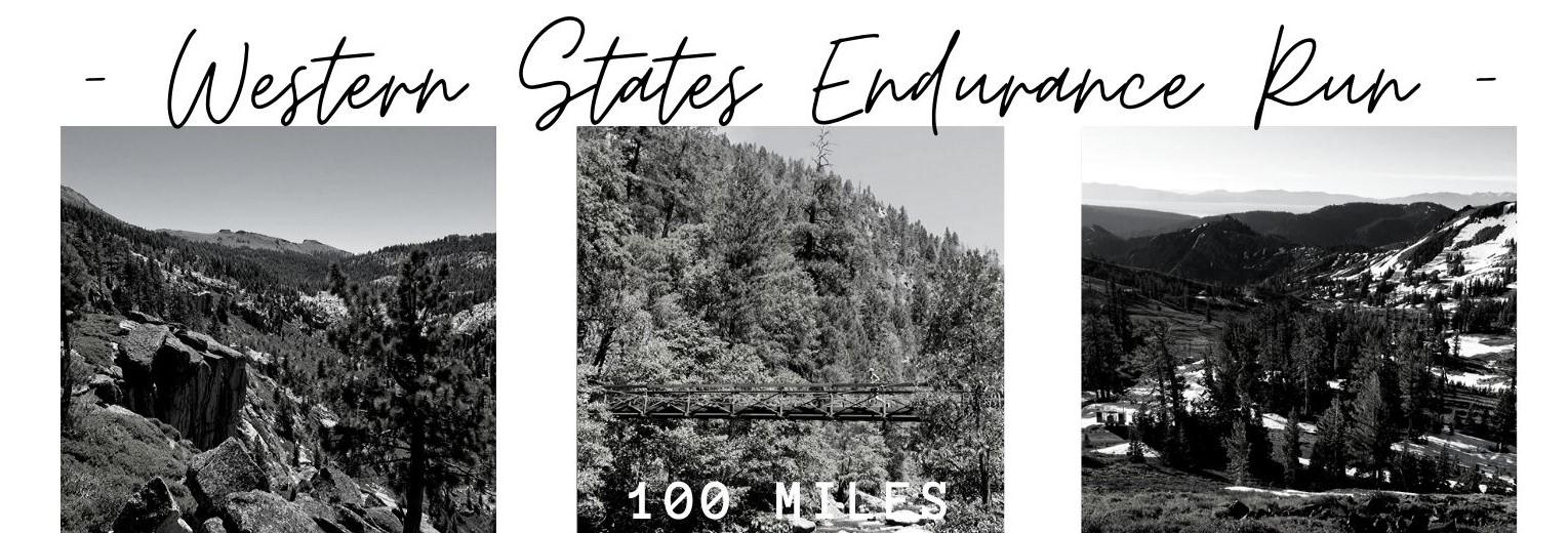 western states endurance run trail