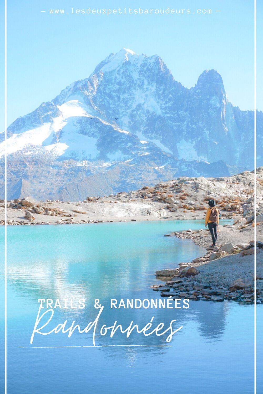 trail et randonnée