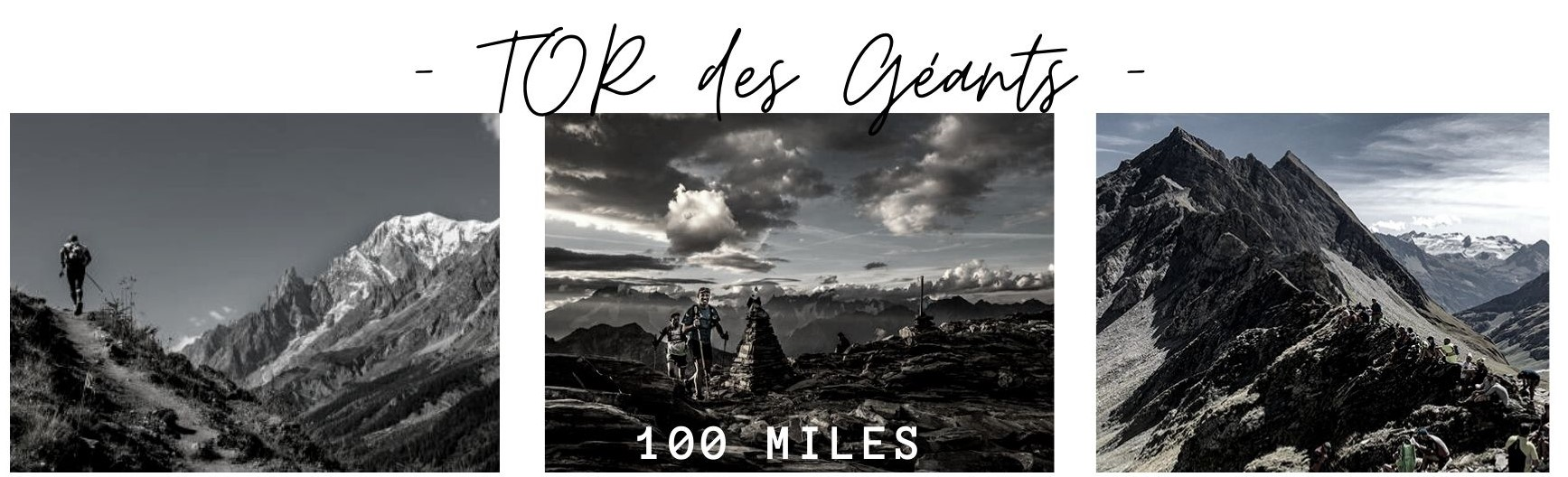 TOR des géants trail running