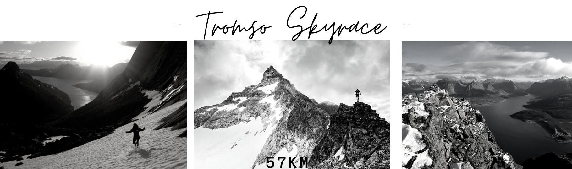 tromso skyrace trail running