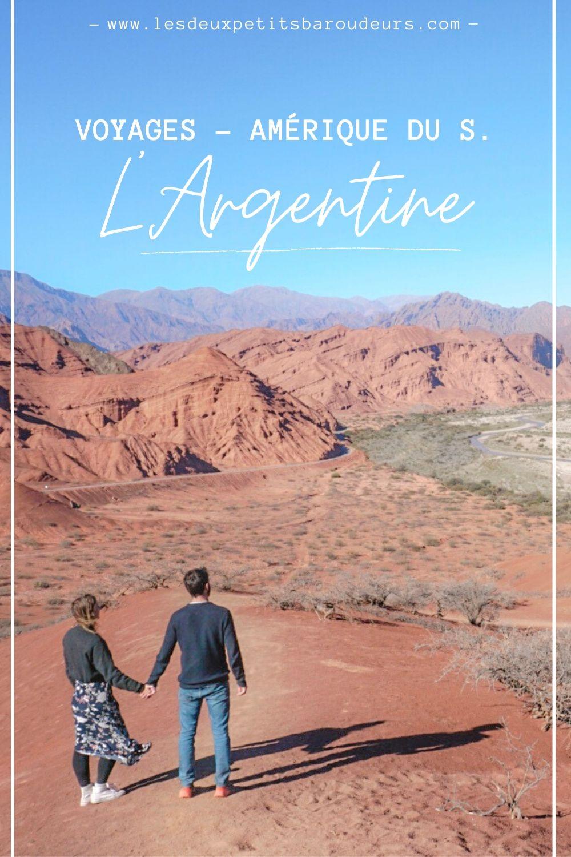 Argentine voyage