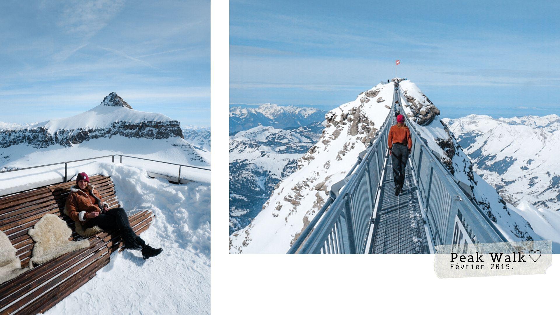 peak walk suisse 3000 attraction