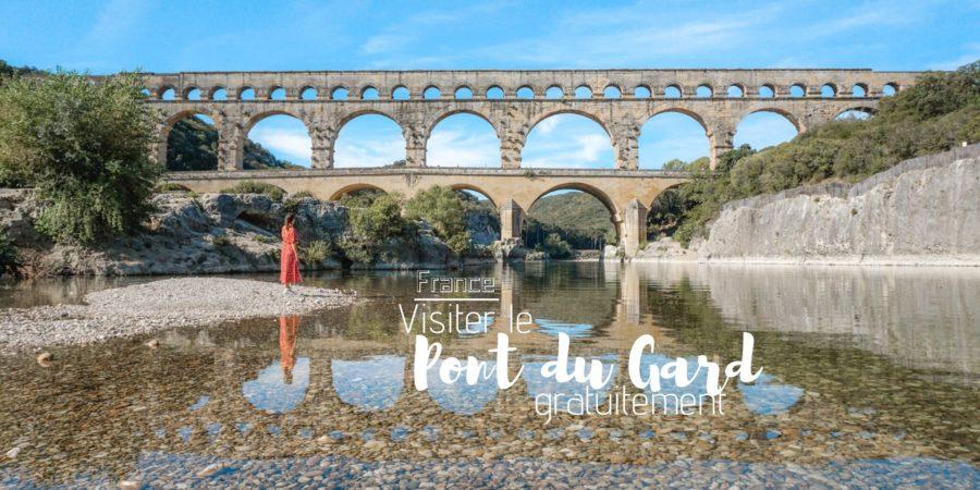 visiter le pont du gard gratuitement