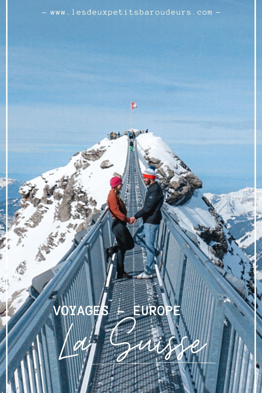 visiter la suisse blog voyage