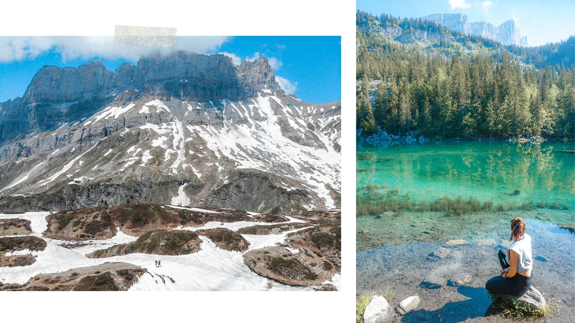 randonnée passy lac vert pormenaz