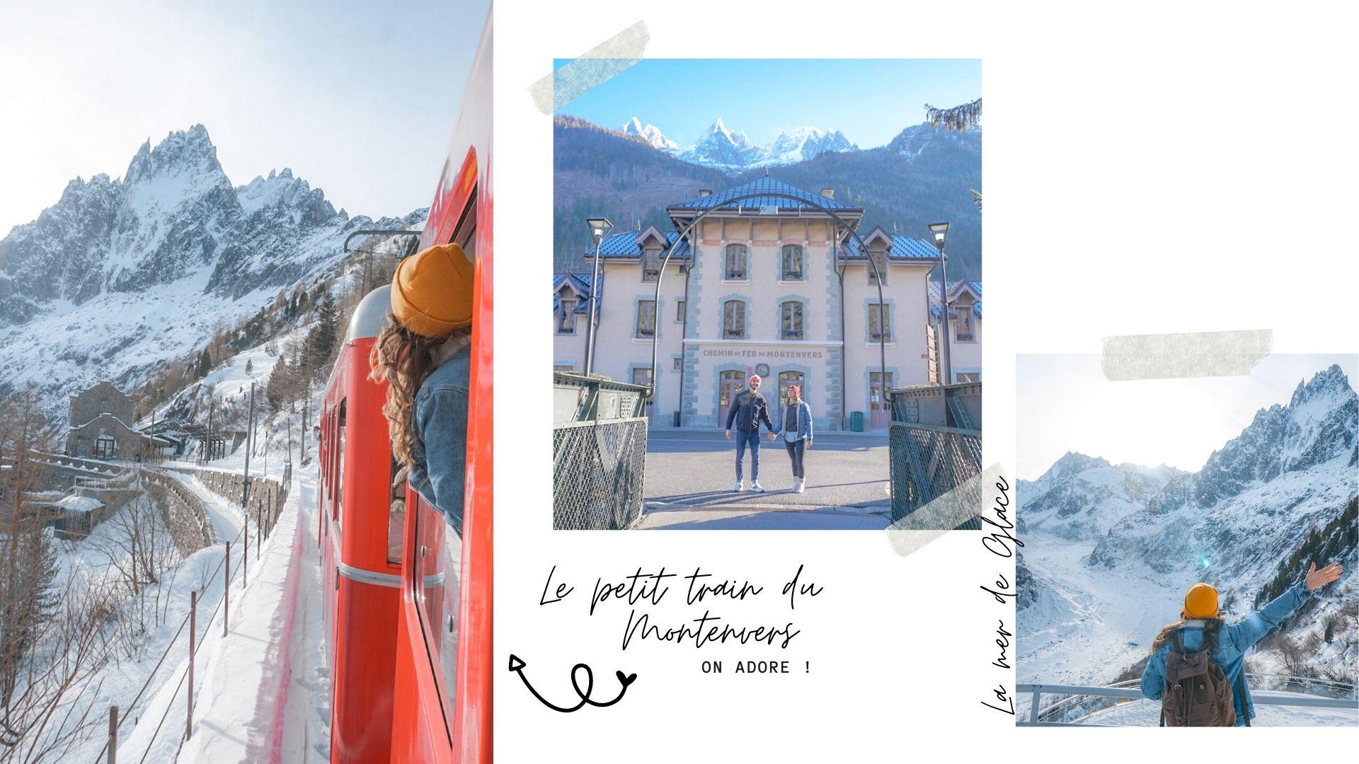 randonnée train du montenvers Chamonix
