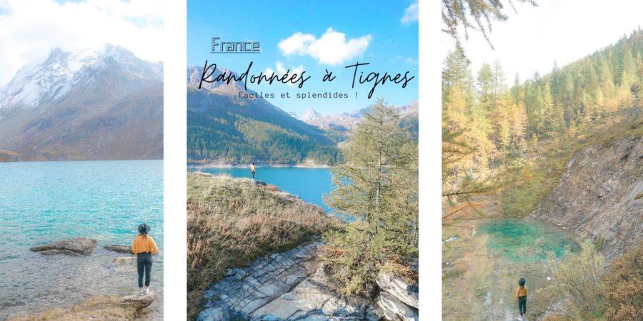 randonnées tignes blog