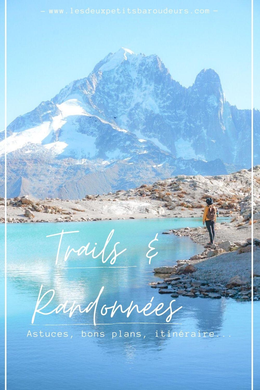 trail et randonnées