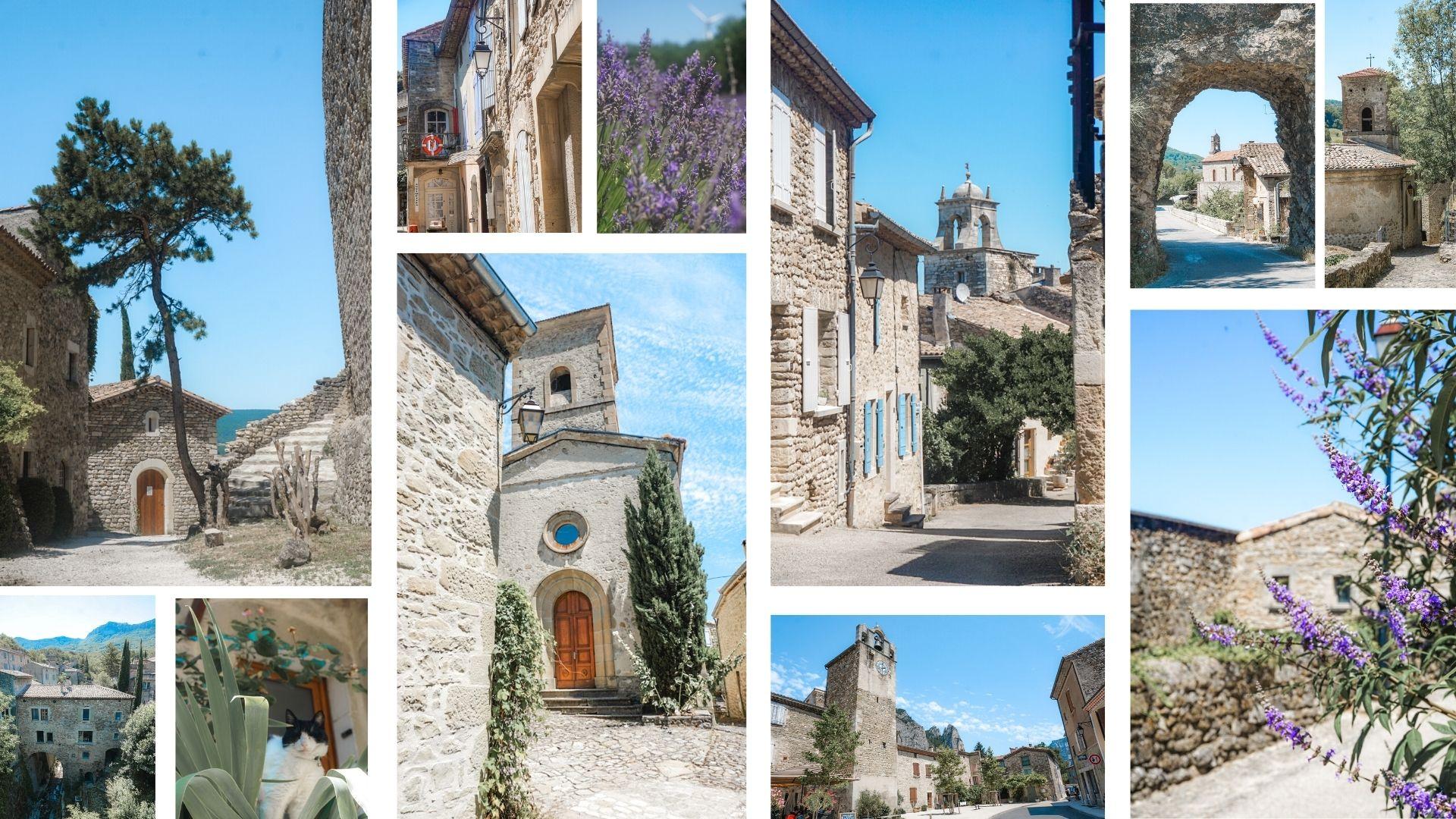 visiter la drome provencale